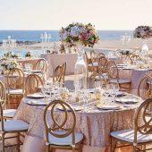 Romance banquete